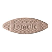 Lamello Wood Biscuit No. 10, 80 Pieces