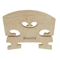 c:dix Bausch Bridge, Fitted, Violin 3/4, 38 mm