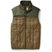 Filson Ultra-Light Vest, Field Olive, Größe XL