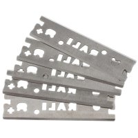 Rali Replacement Blade, 5 Pieces