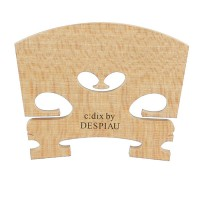 c:dix by Despiau Bridge, Selected Quality, Unfitted, Treated, Violin 1/2, 36 mm