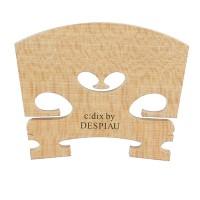 c:dix by Despiau Steg, ausgesuchte Qualität, roh, behandelt, Violin 1/2, 36 mm