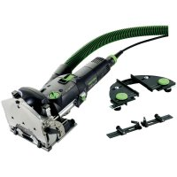 Festool DOMINO Dübelfräse DF 500 Q-Set
