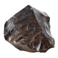 Obsidian braun, 1,1-1,4 kg