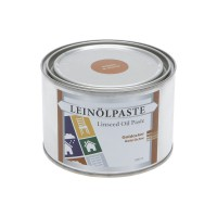 Leinölpaste Goldocker