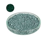 Imitation Stone for Inlay Work, Nugget, Teal