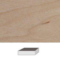 Birch, 150 x 60 x 60 mm