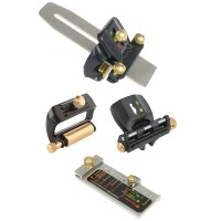 Veritas Deluxe Honing Guide System II, 5-Piece Set