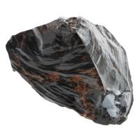 Obsidian schwarz/braun, 0,7-1 kg