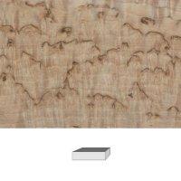 Bouleau madré, 1. qualité, 120 x 40 x 30 mm