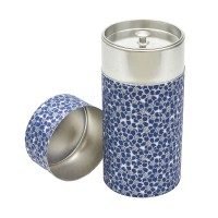 Tea Box Paper, Blue