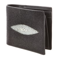 Men´s Wallet, Stingray Leather