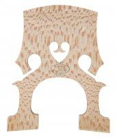 Aubert Bridge Luxe No. 18 French, Unfitted, Cello 1/2, 77 mm