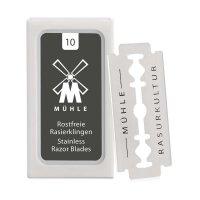 Razor Blades, 10-Piece Set