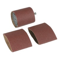 Sanding Cloth Sleeves for No. 140, Grit 60