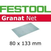 Netzschleifmittel STF 80x133 P120 GR NET/50