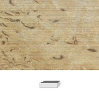 Masur Birch, 2. Quality, 120 x 40 x 30 mm