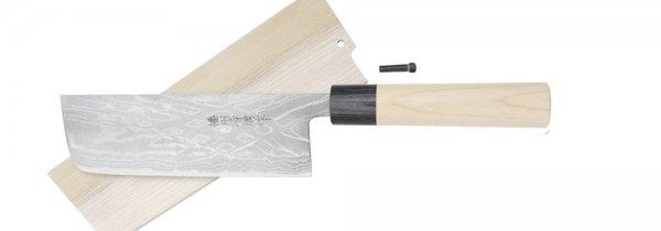 Hayashi Hocho, con fodero in legno, Usuba, coltello da verdure