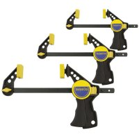 One-hand Spreader Clamps, 3-Piece Set