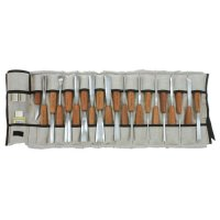 Pfeil Carving Tools Sycamore, 24-Piece Set
