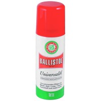 Ballistol All-Purpose Oil, Spray Can, 50 ml