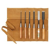 Thin Paring Chisel, 6-Piece Set