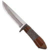 Couteau de chasse Saji, Tango Chirimen