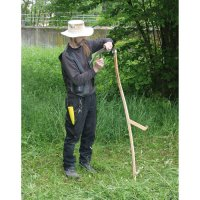 Scythes - Mowing and Peening