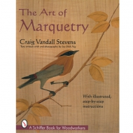 The Art of Marquetry - Book recommendation