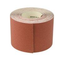 Klingspor Abrasive Paper, Roll, Grit 100