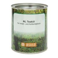 Huile de teck ASUSO NL, 750 ml