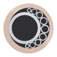 Tige mosaïque, cuivre,  Ø 9,5 mm, N° 14