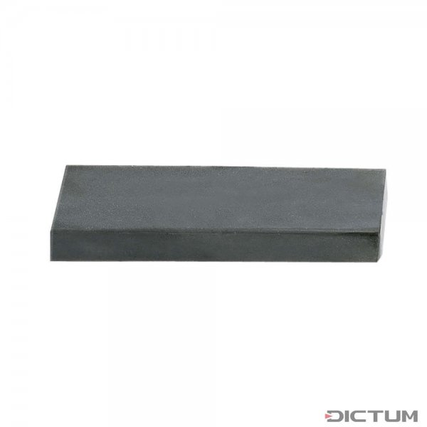 Piedra de afilar de Arkansas, Black Translucent, 150 x 48 x 20 mm
