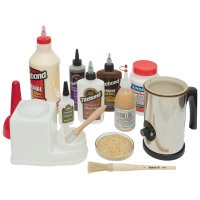 Practical knowledge about wood glues and adhesives