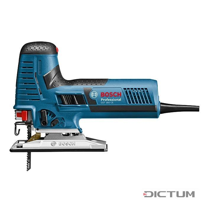 bosch pendulum jigsaw gst 160 ce professional sawing. Black Bedroom Furniture Sets. Home Design Ideas