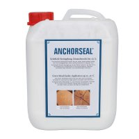 Anchorseal Green Wood Sealer, Application up to -12 °C, 10 l