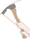 Pic 1: Schwungkurve Dechsel