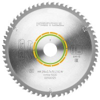 Festool Fine Tooth Saw Blade W60