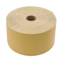 3M Gold Self-adhesive Abrasive Paper, Roll, 400 Grit