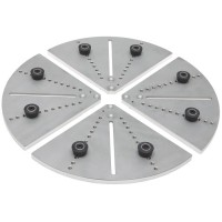 Oneway Faceplate Segments, Stronghold, Size 3