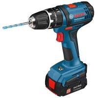 Bosch Cordless Combi Drill/Driver GSB 14.4-2-LI Professional in L-BOXX