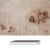 Grained Poplar, 300 x 40 x 40 mm