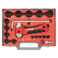 Hole Punch Set with Circle Cutter, 19-Piece Set