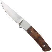 Couteau de chasse Integral, racine de thuya