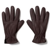 Filson Original Deer Gloves, Brown, Size M