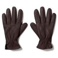 Filson Original Deer Gloves, Brown, Size M
