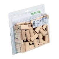 Festool Tenon DOMINO en hêtre D 8x50/100 BU