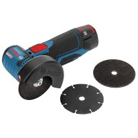 Bosch Akku-Winkelschleifer GWS 10,8-76 V-EC Professional