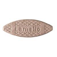 Lamelles en bois Lamello N° 10, 80 pièces