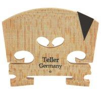 Teller* Bridge with V-Insert, Violin 4/4, 41 mm